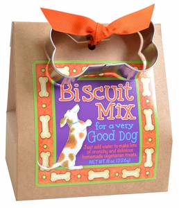 Dog Biscuit Mix with Cutter - Click to enlarge