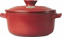Emile Henry Red Flame-Top 7 Quart Casserole
