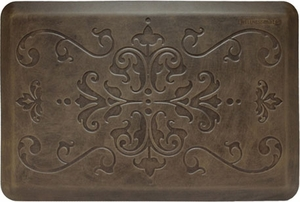 Entwine 3' x 2' Antique Wellness Mat - Click to enlarge
