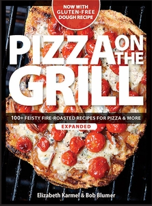 Pizza on the Grill Expanded Cookbook - Click to enlarge