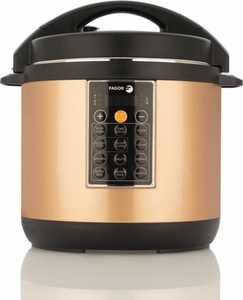 Fagor LUX™ Copper Multi Cooker - Click to enlarge
