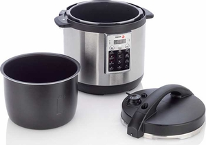 Fagor Premium Pressure Cooker & Rice Cooker - Click to enlarge