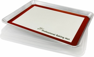 Fat Daddio's 3 Piece Cookie Sheet Set - Click to enlarge