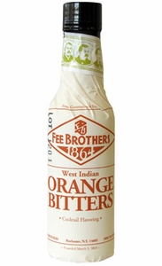 Fee Brothers West Indian Orange Bitters - Click to enlarge