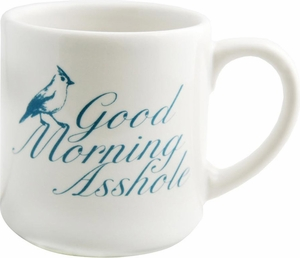 Fishs Eddy Good Morning Mug - Click to enlarge