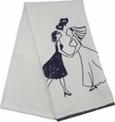 Fishs Eddy We Do Women Towel