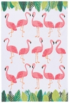 Flamingos Towel