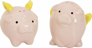 Flying Pigs Salt & Pepper Shakers - Click to enlarge