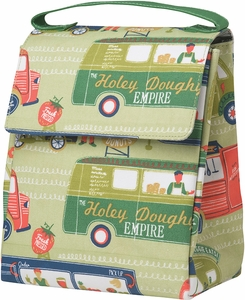 Food Truck Cool Lunch Bag - Click to enlarge