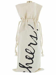 Formatical Cotton Wine Bag - Click to enlarge