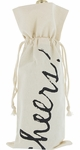 Formatical Cotton Wine Bag
