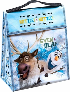 Frozen Olaf Insulated Lunch Bag - Click to enlarge