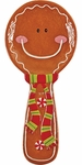 Gingerbread Spoon Rest