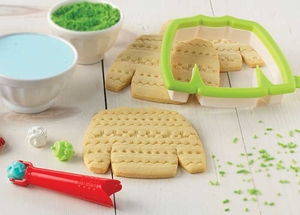 Good Cook Ugly Sweater Cookie Cutter Set - Click to enlarge