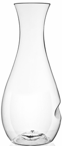 GoVino Dishwasher Safe 28 oz Decanter - Click to enlarge