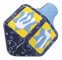 Hannukah Dreidel Candies Tin