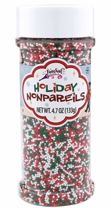 Holiday Nonpareils - Click to enlarge