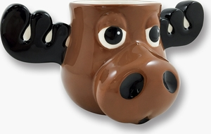 ICUP Griswold Ceramic Moose Mug - Click to enlarge
