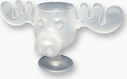ICUP Griswold Frosted Moose Mug