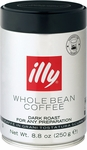 illy Caffe 8.8 oz Dark Roast Whole Bean Coffee