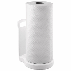 Interdesign White Paper Towel Stand - Click to enlarge