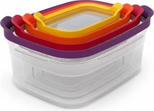 Joseph Joseph 8 Piece Nest Storage Container Set - Click to enlarge