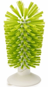Joseph Joseph Brush Up In Sink Brush- Green - Click to enlarge