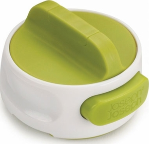 Joseph Joseph White & Green Can-Do Compact Can Opener - Click to enlarge