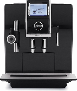 Refurbished Jura Z9 Automatic Coffee Center Piano Black - Click to enlarge