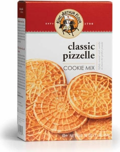 King Arthur Pizelle Cookie Mix 16 oz. - Click to enlarge