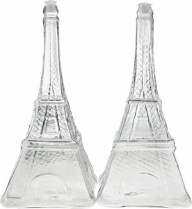 Kiss That Frog Eiffel Tower Oil & Vinegar Set - Click to enlarge