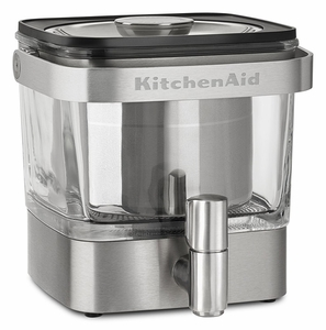 KitchenAid® Cold Brew Coffee Maker Brushed Stainless Steel - Click to enlarge