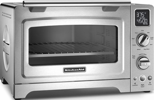 KitchenAid® Digital Countertop Oven - Stainless Steel - Click to enlarge