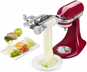 KitchenAid® Vegetable Sheet Cutter - Click to enlarge