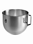 KitchenAid® 5 Quart Bowl with Handle for 5 Quart Bowl Lift Mixers