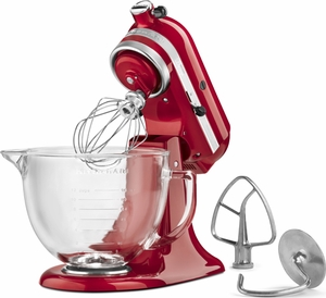 KitchenAid® 5 Quart Designer Stand Mixer - Click to enlarge