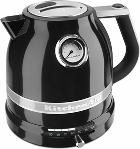 KitchenAid Pro Line Electric Kettle Onyx Black - Click to enlarge