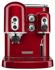 KitchenAid Pro Line Manual Espresso Maker - Click to enlarge