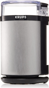 Krups Black & Stainless Steel Coffee & Spice Mill - Click to enlarge