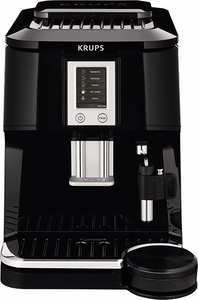 Krups Falcon Black Fully Automatic Espresso Maker - Click to enlarge