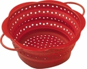 Kuhn Rikon Red Collapsible Colander