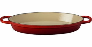 Le Creuset 1.5 Quart Oval Baker - Click to enlarge