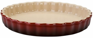 """Le Creuset 9"""" Tart Dish - Click to enlarge"""