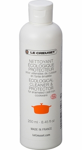 Le Creuset Enameled Cast Iron Cleaner - Click to enlarge