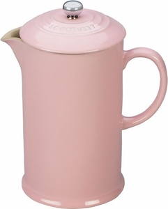 Le Creuset French Press Hibiscus - Click to enlarge