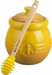 Le Creuset Honey Pot with Dipper