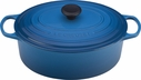 Le Creuset Signature 6.75 Quart Oval Dutch Oven Marseille