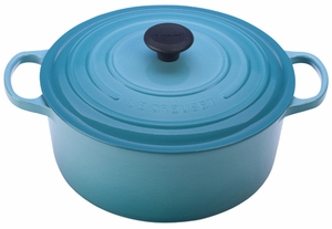 Le Creuset Signature 7.25 Quart Round Dutch Oven - Click to enlarge