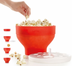 Lekue Popcorn Maker - Click to enlarge