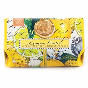 Lemon Basil Bar Soap - Click to enlarge